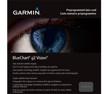 Garmin VAE005R New Guinea North G2 Vision SD